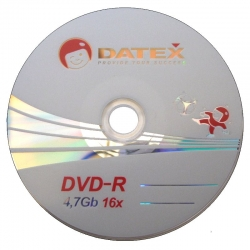 Диск Datex DVD-R 4.7Gb