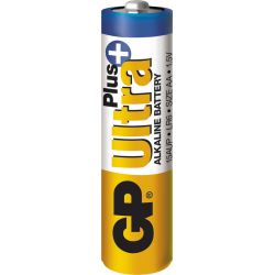 GP Ultra Plus Alkaline  AA LR6
