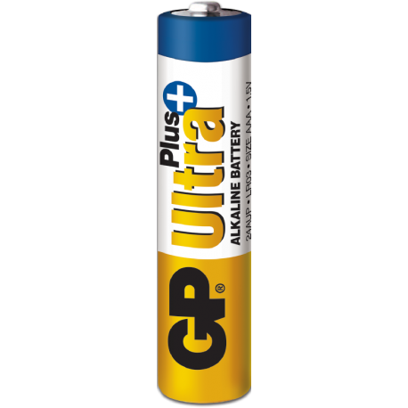 GP Ultra Plus Alkaline  AAA LR03
