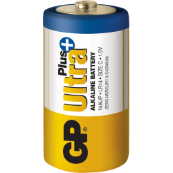 GP Ultra Plus Alkaline C LR14