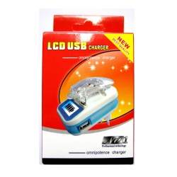 LCD USB Charger