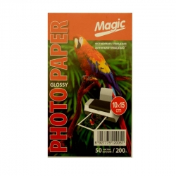 Magic A6 200 10x15  Glossy