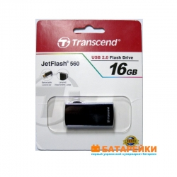 Transcend USB 16GB Jet Flash 560