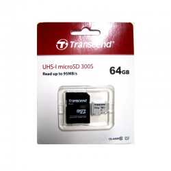 Transcend UHS-1 micro SD 64 GB